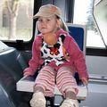 Méliane dans le bus