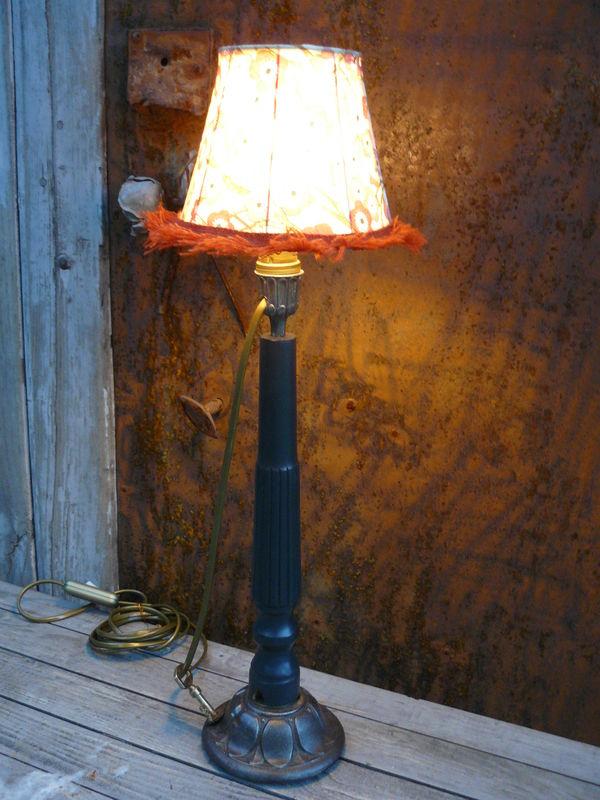 Lampe Douce Orange - 80€