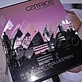 Catrice - sydney collection - eye and cheek palette