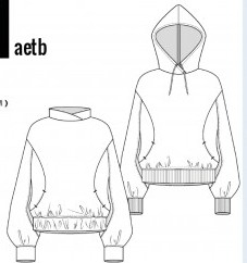 DP Studio - 001a-et-b-sweat-a-capuche
