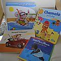 Sélection de livres sur les vacances à la mer [chut, les enfants lisent #33]