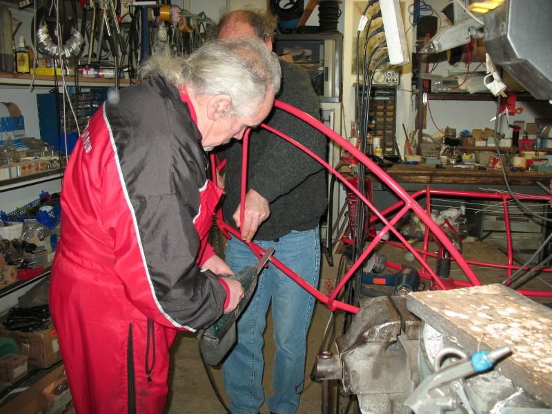 et réparation avant réfection peinture