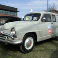 Simca aronde commerciale 1954-1955
