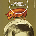 Knud romer - cochon d'allemand