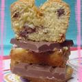 Cake crunch-coco, le cake décoiffant...!!!