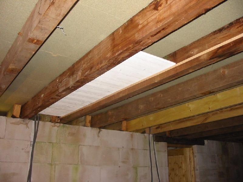 Isolation Plafond Entre Poutres Eauconcert