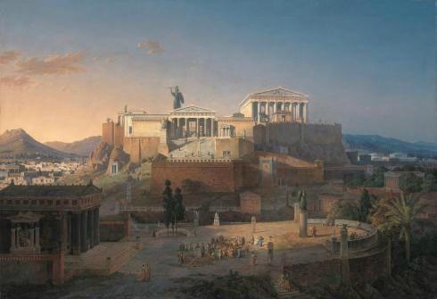 akropolis_by_leo_von_klenze