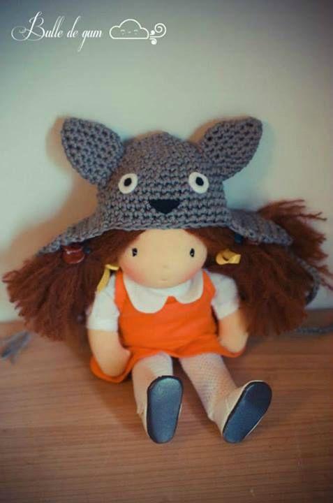 Bulle de gum Totoro