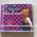 CD japonais Avril Lavigne Could Be Your Girlfriend