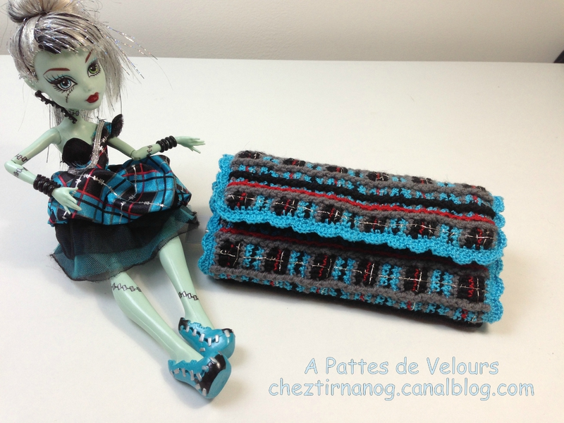 Trousse Monster high couture 2