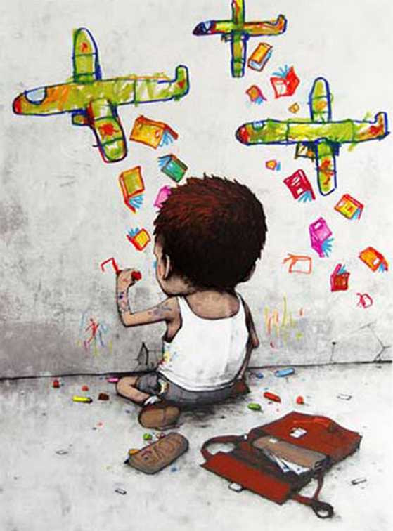 dran+i+have+chalks+airplanes