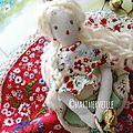 Miss chaperon rouge -poupée N°9 marimerveille