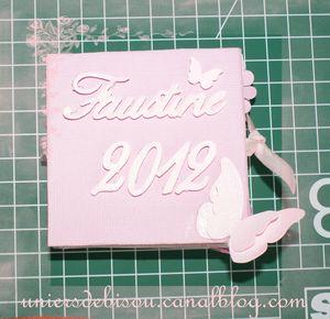 Album Faustine 1a