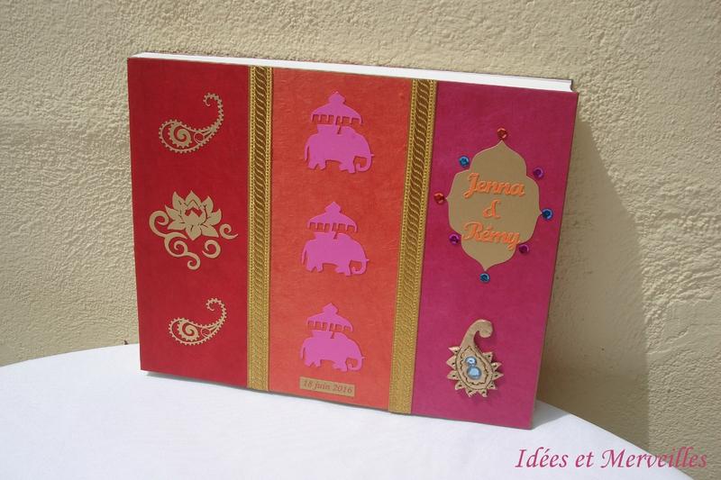 livre d'or Bollywood -Idees et Merveilles