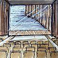 Centre culturel Paris 13è PROJET ARCHI 21