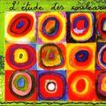 Thème ATC colorée