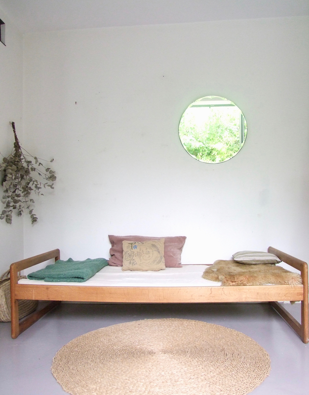 Day bed scandinave