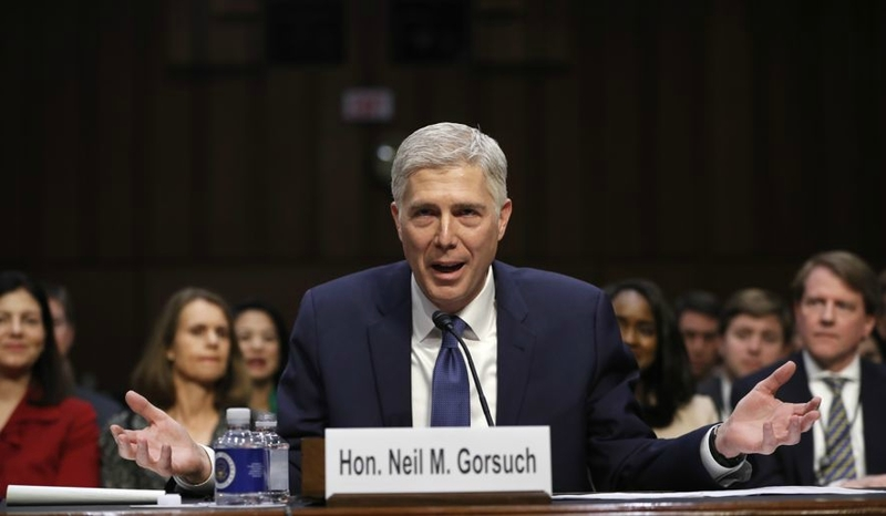 Neil Gorsuch Senate hearings