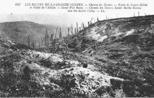 05 27 ruine chemin Dames