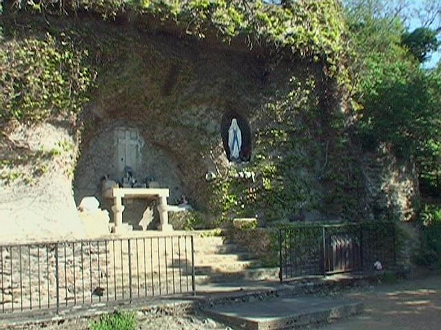 Sanctuaire Saint-Sornin