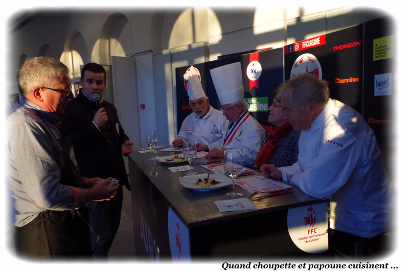 concours culinaire FFC- 2372