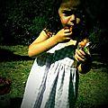 Margot in summer #1