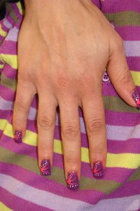 ongles 007
