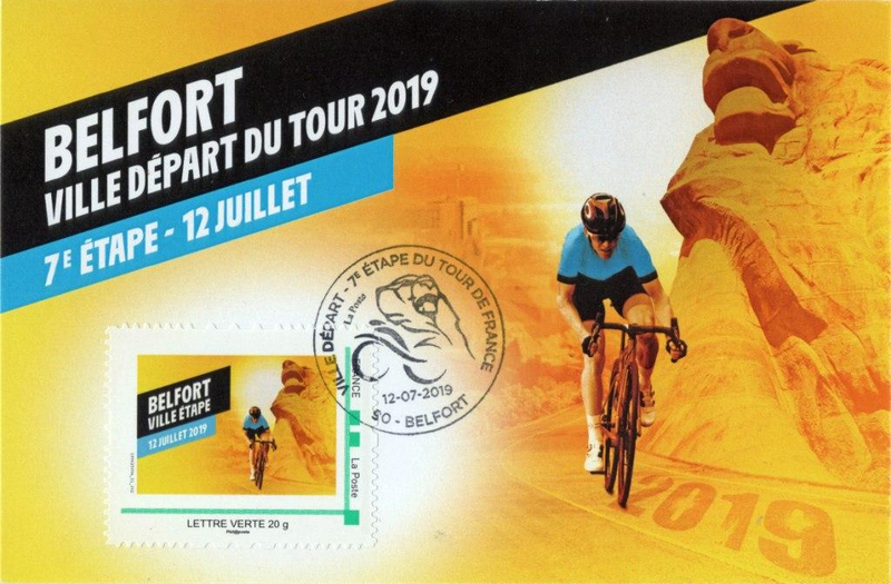 CPM Belfort Tour de France 2019 APHIEST