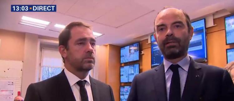 Pas de négociations avec le gouvernement sans la démission préalable des barbus Castaner et Philippe
