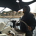 De vela garska (hvar) à luka polace (mljet) via korcula, 8 avril 2019 - from hvar to korcula and mljet, april 8, 2019