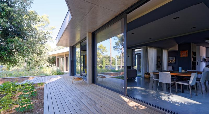 Maison architecte Aix en Provence GIANNI FASCIANI