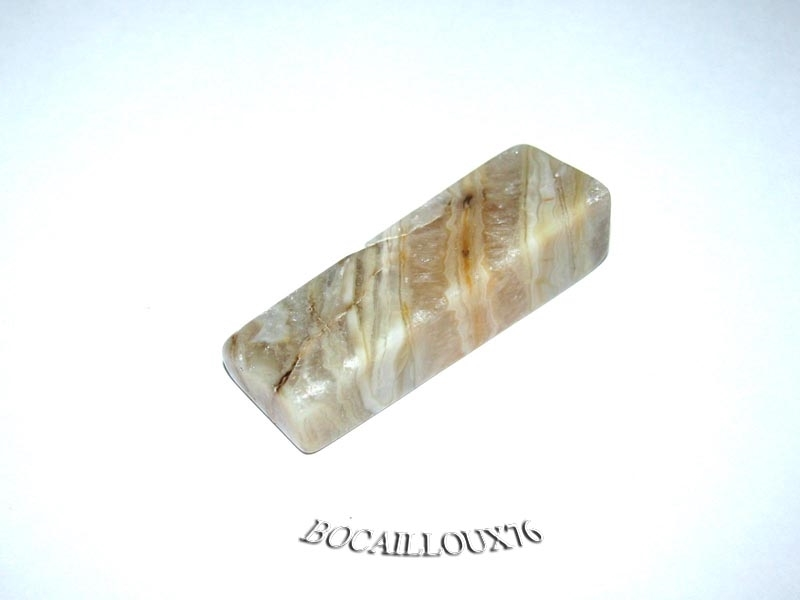 PORTE COUTEAU AGATE 15 - 42x16x11 mm - ART DE LA TABLE
