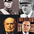 La iiie et la ve : des républiques aux évolutions divergentes