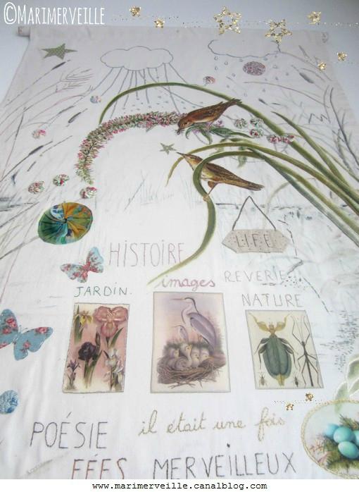 Détail jardin des contes marimerveille 9