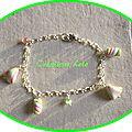 186 - Bracelet shamalow
