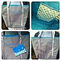 sac VB turquoise