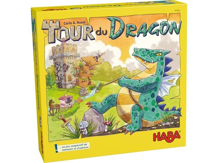 Tour de Dragon de chez Haba