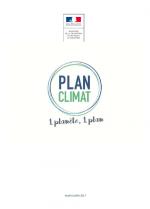 Plan Climat, couverture