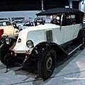 Renault type KZ torpedo de 1925 (RegioMotoClassica 2011) 01