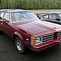Pontiac grand le mans safari wagon-1978