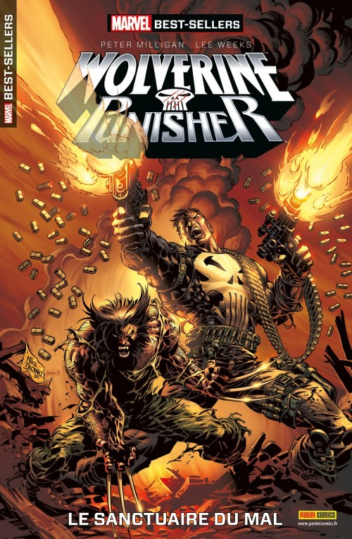 best sellers 01 wolverine punisher le sanctuaire du mal