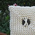 Zpagetti modular knitted - tejer trapillo