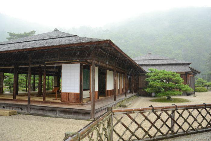 3 juillet Takamatsu Ritsurin 310
