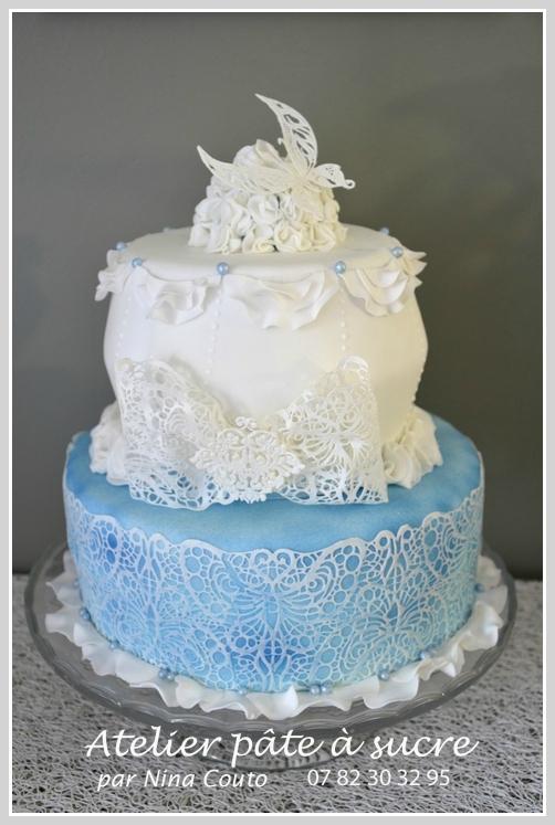gâteau baroque Caroline1