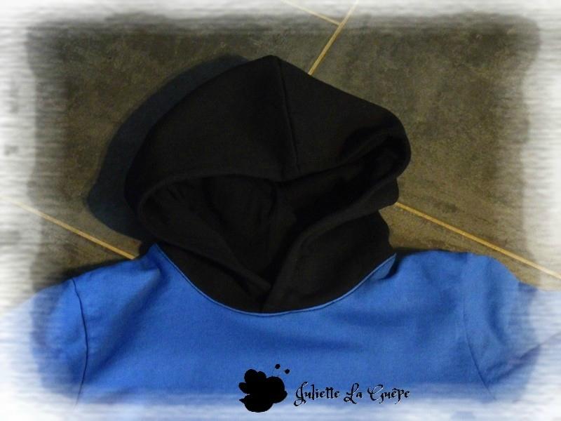 Moustique bleu noir 2