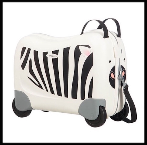samsonite dream rider valise enfant 2