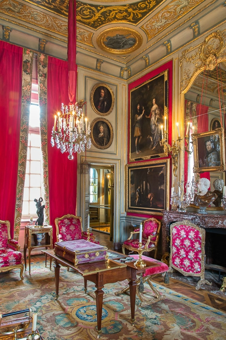 chateau-champ-de-bataille-784 salon louis xv