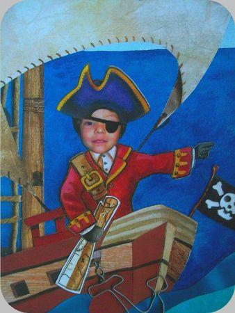 Léon pirate