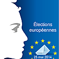 Elections europeennes 2014 - liste candidats