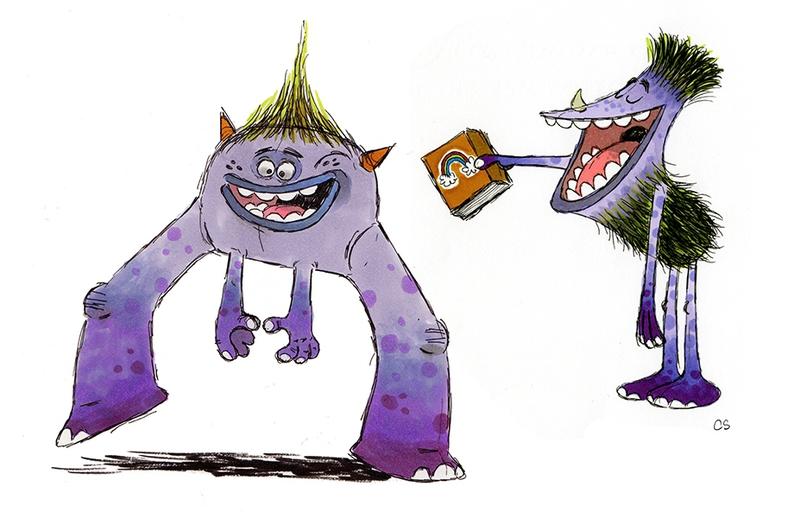 Monstres Academy - Chris Sasaki 17